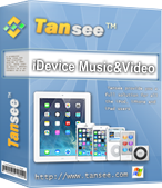 Tansee iDevice Music&Video Transfer Free Download